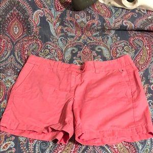 Tommy Hilfiger Pink Shorts